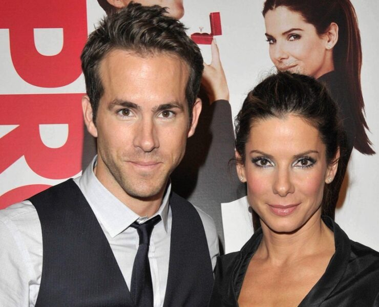 "Sandra Bullock and Ryan Reynolds VIP Screening of ""The Proposal"""