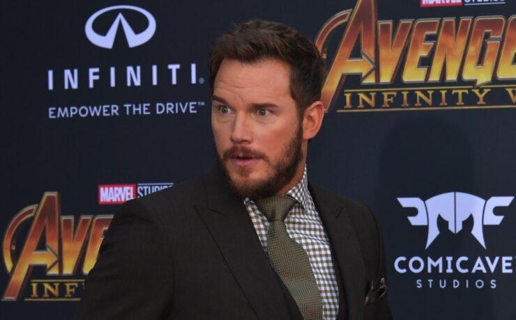 """Chris Pratt Premiere Of Disney And Marvel's """"Avengers: Infinity War"""" - Arrivals"""