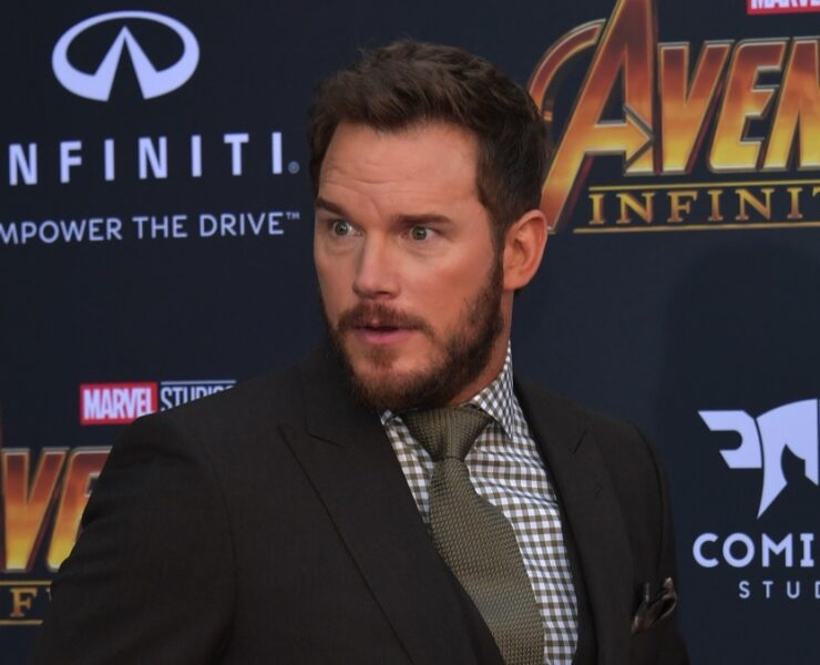 "Chris Pratt Premiere Of Disney And Marvel's ""Avengers: Infinity War"" - Arrivals"