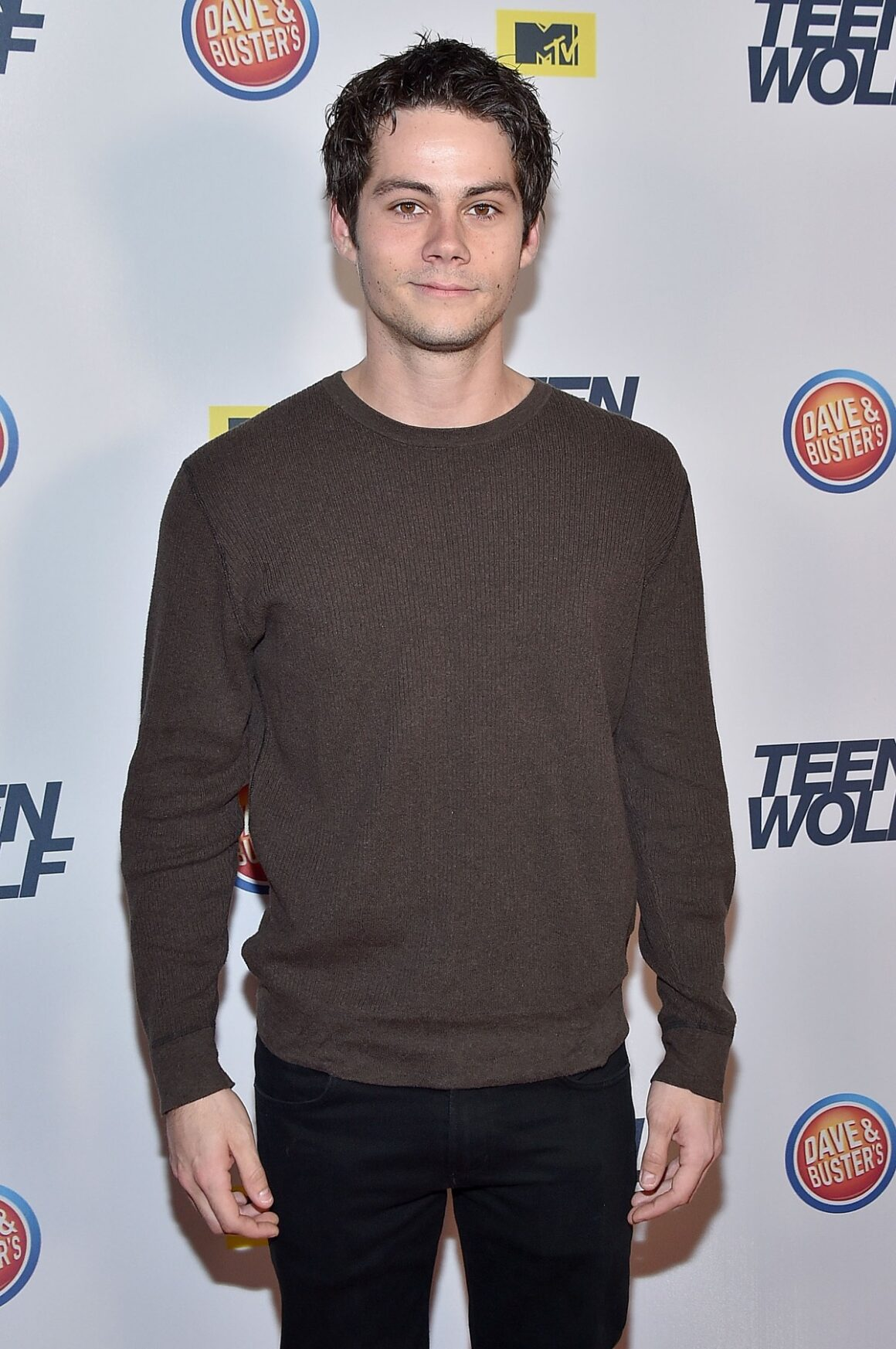Dylan O'Brien MTV Teen Wolf Los Angeles Premiere Party - Arrivals