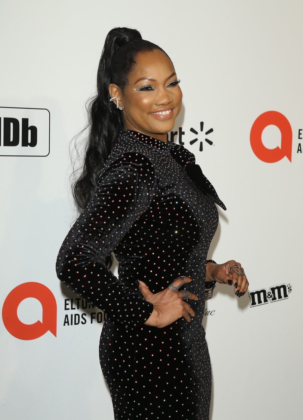 Garcelle Beauvais 28th Annual Elton John AIDS Foundation Academy Awards Viewing Party Sponsored By IMDb, Neuro Drinks And Walmart - Arrivals