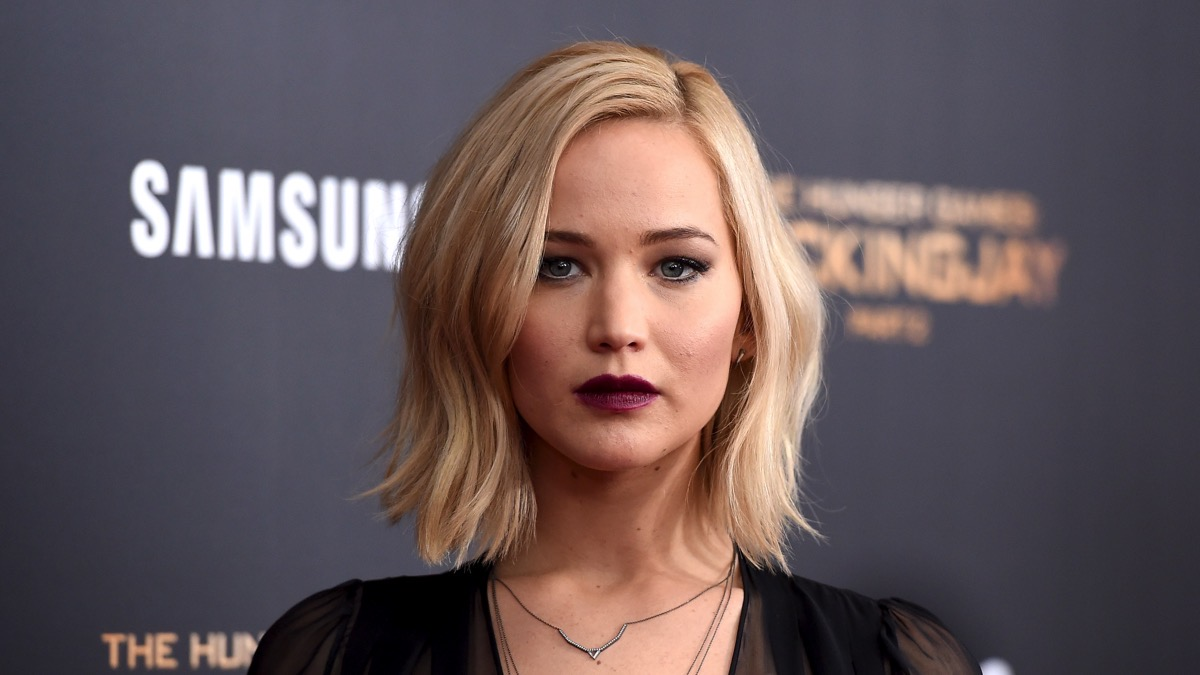 Jennifer Lawrence Reveals She Was 'A Little Republican' & Voted for John McCain