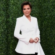 Kris Jenner 2018 MTV Movie And TV Awards - Red Carpet