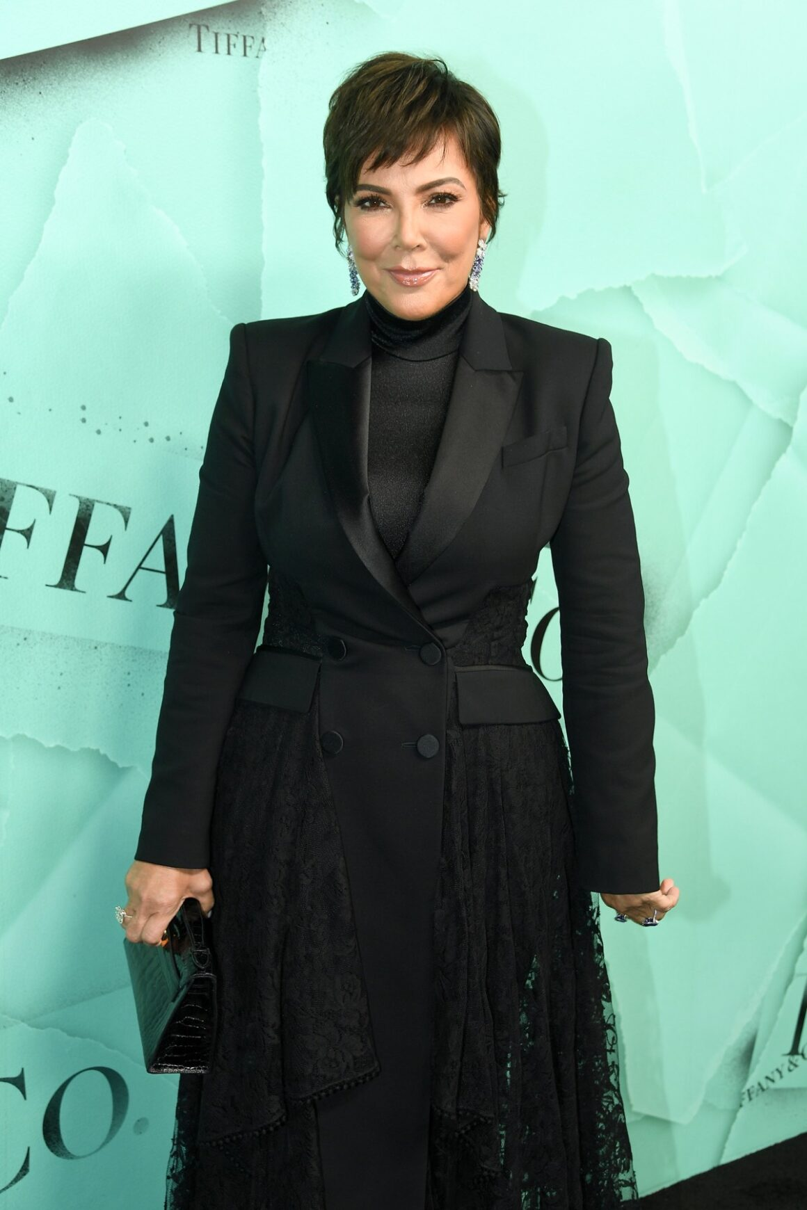 Kris Jenner Tiffany & Co. Celebrates 2018 Tiffany Blue Book Collection, THE FOUR SEASONS OF TIFFANY - Arrivals