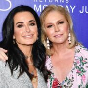 "Kyle Richards and Kathy Hilton Premiere Of MTV's ""The Hills: New Beginnings"" - Arrivals"