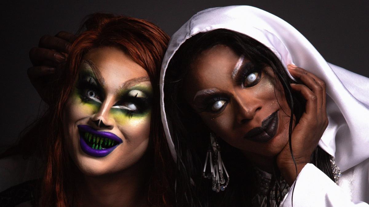 Dragula's Loris and Drag Race's Honey Davenport