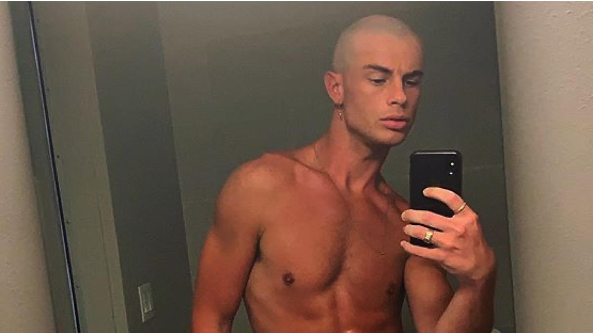 Model Luke Hayes