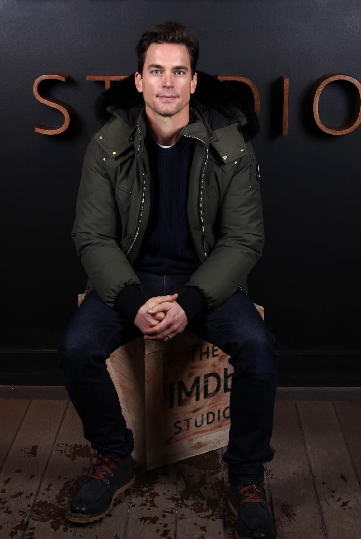 Matt Bomer The IMDb Studio At The 2017 Sundance Film Festival Featuring The Filmmaker Discovery Lounge, Presented By Amazon Video Direct: Day Two - 2017 Park City