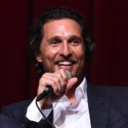 "Matthew McConaughey TWC-Dimension Celebrates The Cast And Filmmakers Of ""Gold"""