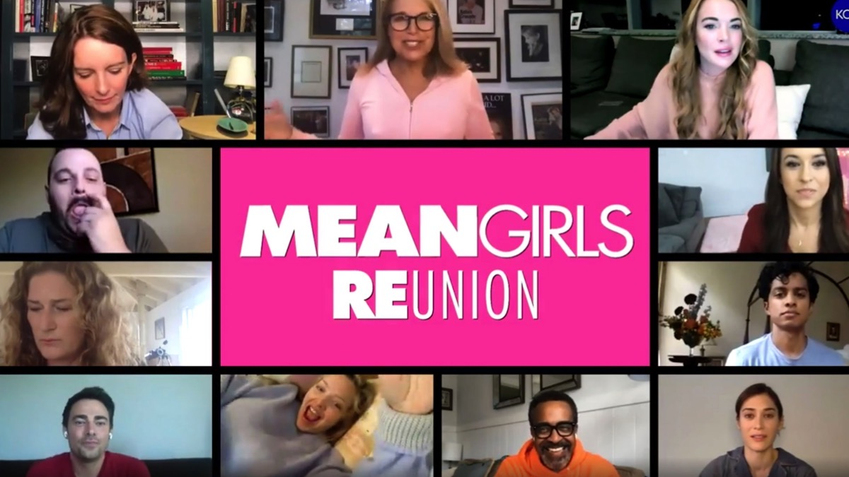 Mean Girls reunion