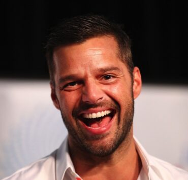 Ricky Martin Appears At Westfield Parramatta
