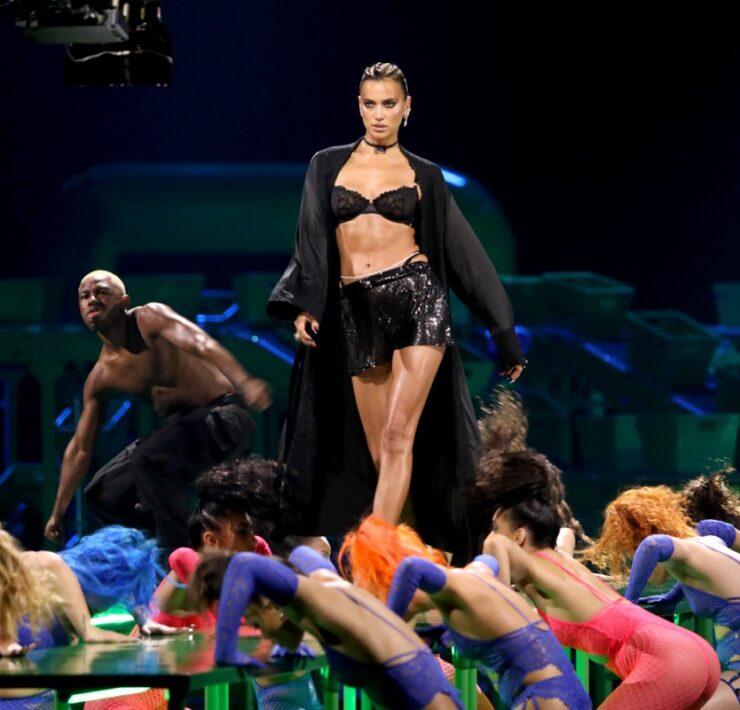 Rihanna's Savage X Fenty Show Vol. 2 presented by Amazon Prime Video Show & BTS