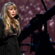 Stevie Nicks 2019 Rock & Roll Hall Of Fame Induction Ceremony - Show