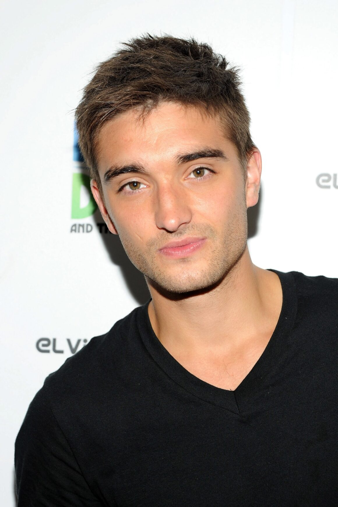 """Tom Parker The Wanted Visits """"The Elvis Duran Z100 Morning Show"""""""