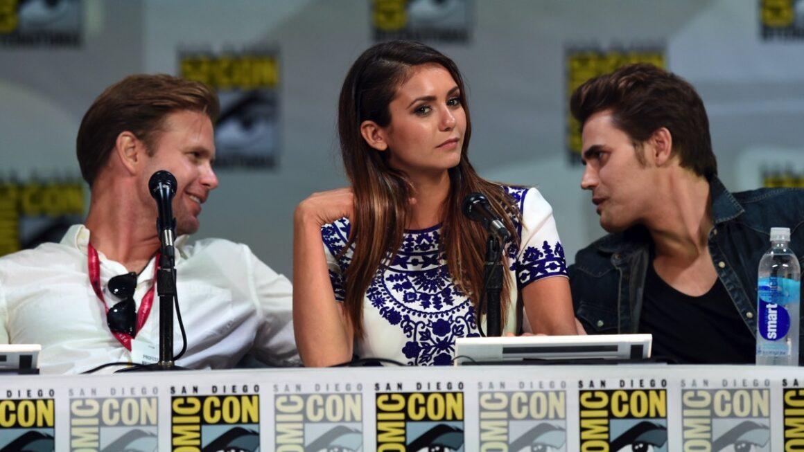 "CW's ""The Vampire Diaries"" Panel - Comic-Con International 2014"