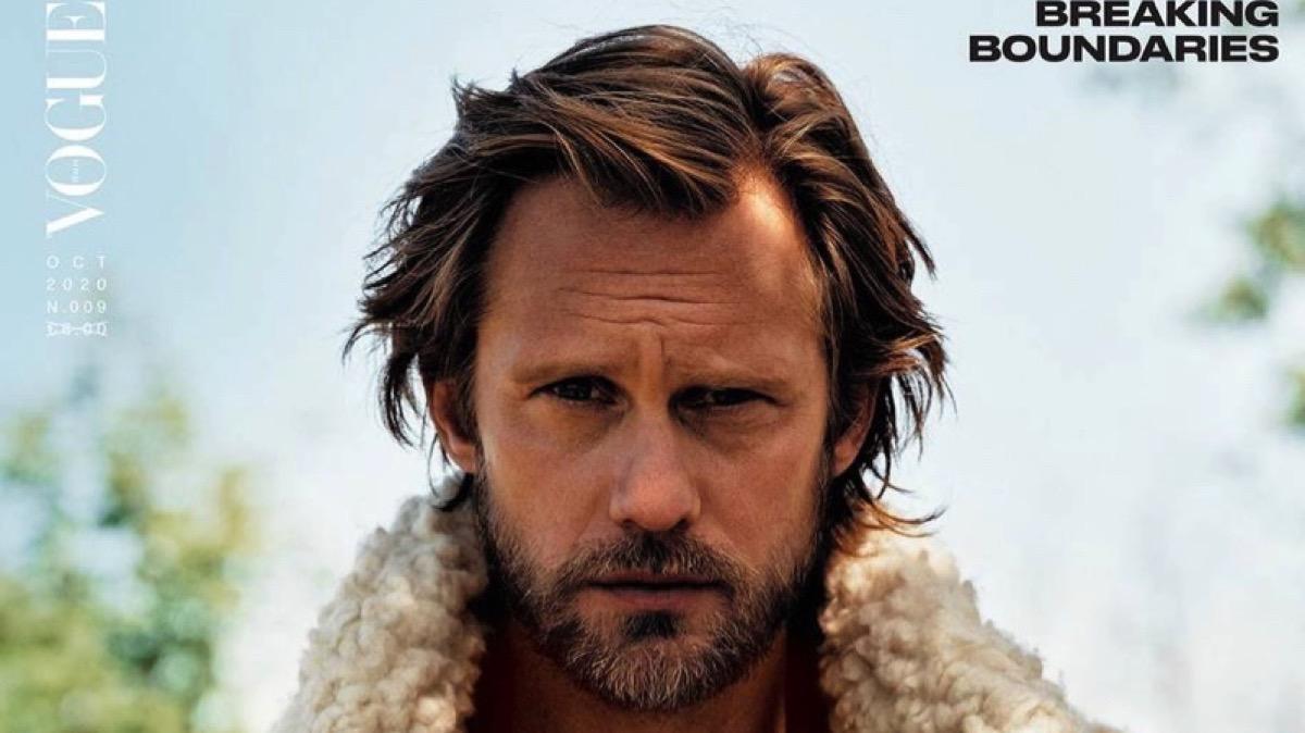 Alexander Skarsgard for L'Uomo Vogue