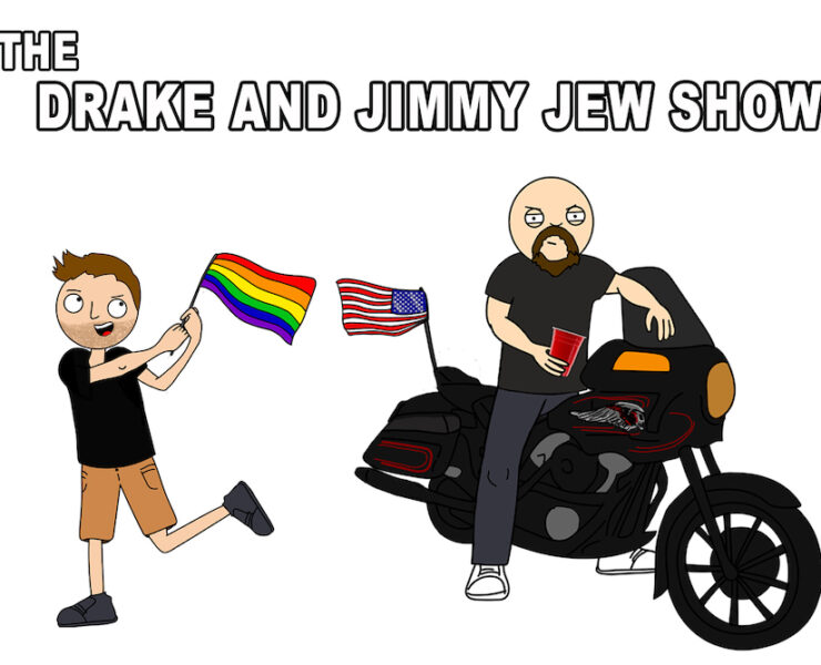 The Drake and Jimmy Jew Show