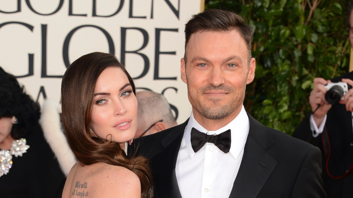 Megan Fox Blasts Brian Austin Green For Posting Photo With Son