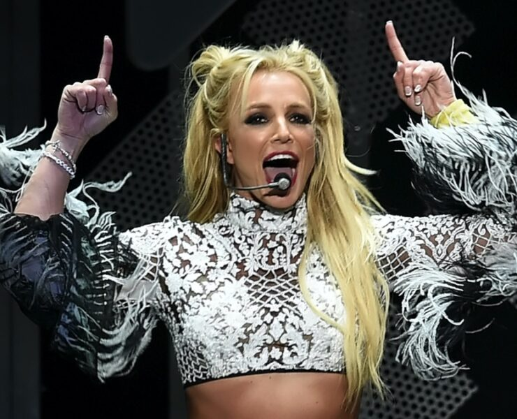 Britney Spears 102.7 KIIS FM's Jingle Ball - Show