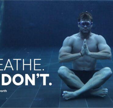 Chris Hemsworth Meditate