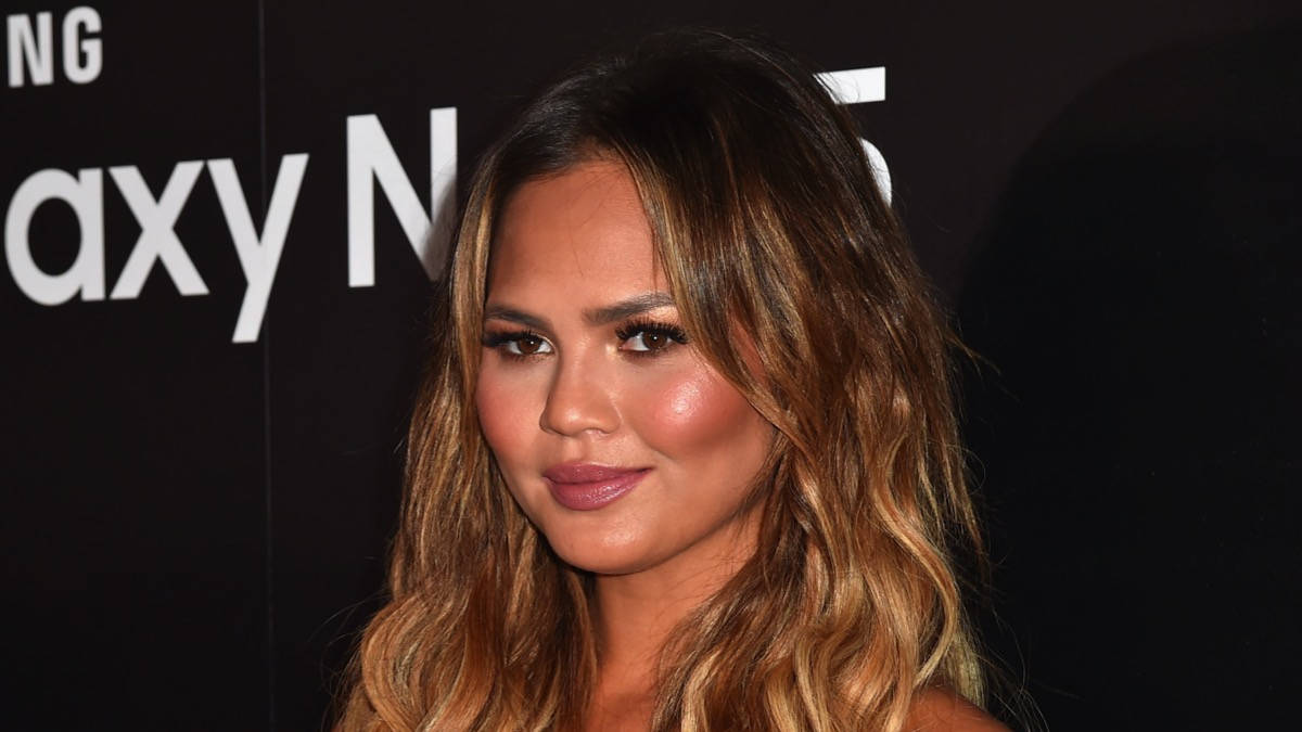 Chrissy Teigen Samsung Launch Party