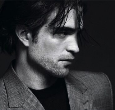 Robert Pattinson Dior