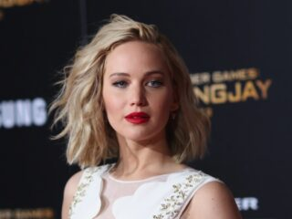 "Jennifer Lawrence Premiere Of Lionsgate's ""The Hunger Games: Mockingjay - Part 2"" - Arrivals"