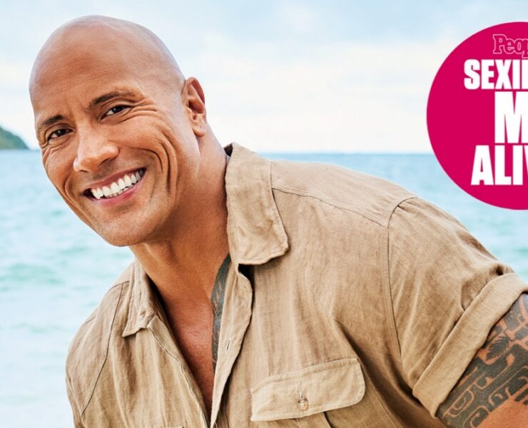 Dwayne Johnson 'refuses' to concede Sexiest Man Alive title