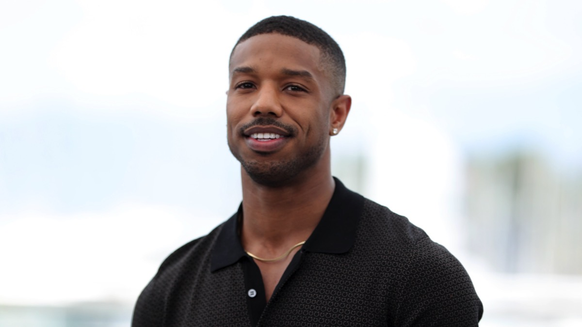 "Michael B Jordan ""Farenheit 451"" Photocall - The 71st Annual Cannes Film Festival"
