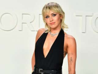 Miley Cyrus Tom Ford AW20 Show - Arrivals