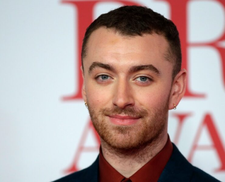 Sam Smith The BRIT Awards 2018 - Red Carpet Arrivals