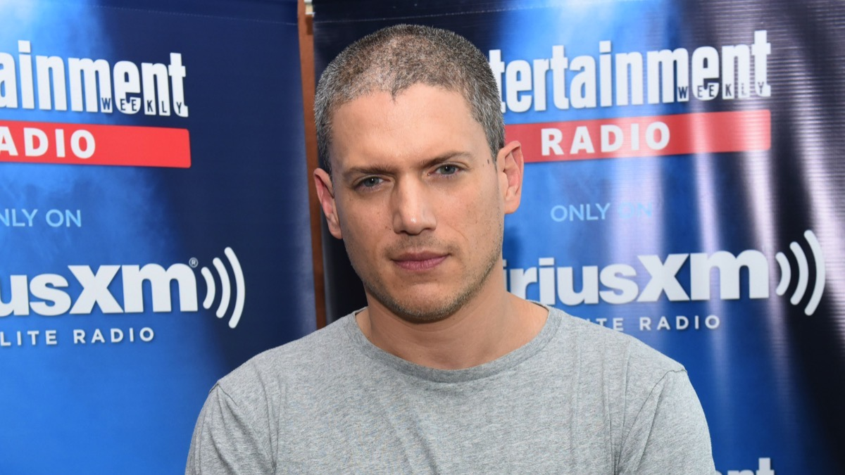 Wentworth Miller SiriusXM's Entertainment Weekly Radio Channel Broadcasts From Comic-Con 2016 - Day 3