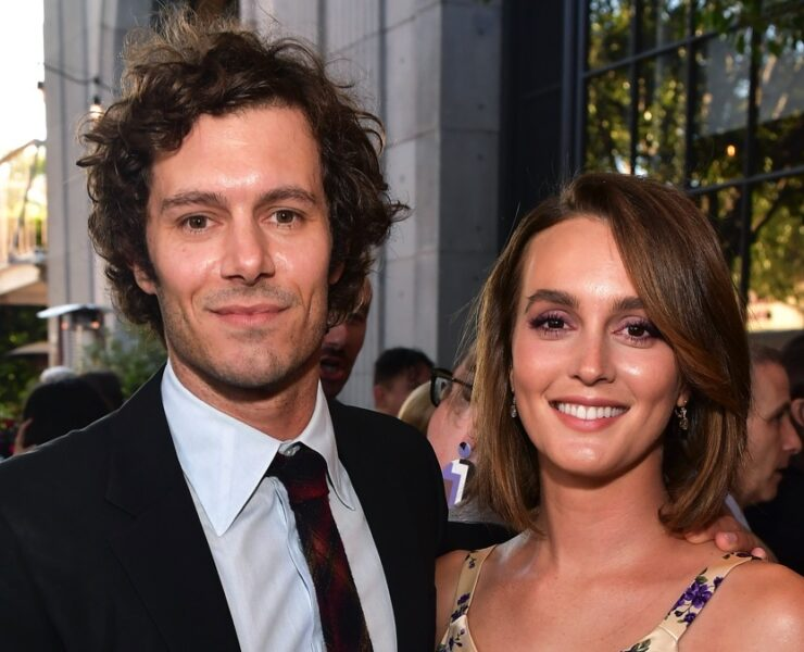 """Adam Brody and Leighton Meester LA Screening Of Fox Searchlight's """"Ready Or Not"""" - Red Carpet"""