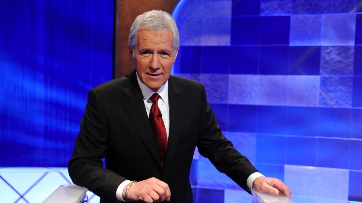 "Alek Trebek ""Jeopardy!"" Million Dollar Celebrity Invitational Tournament Show Taping"