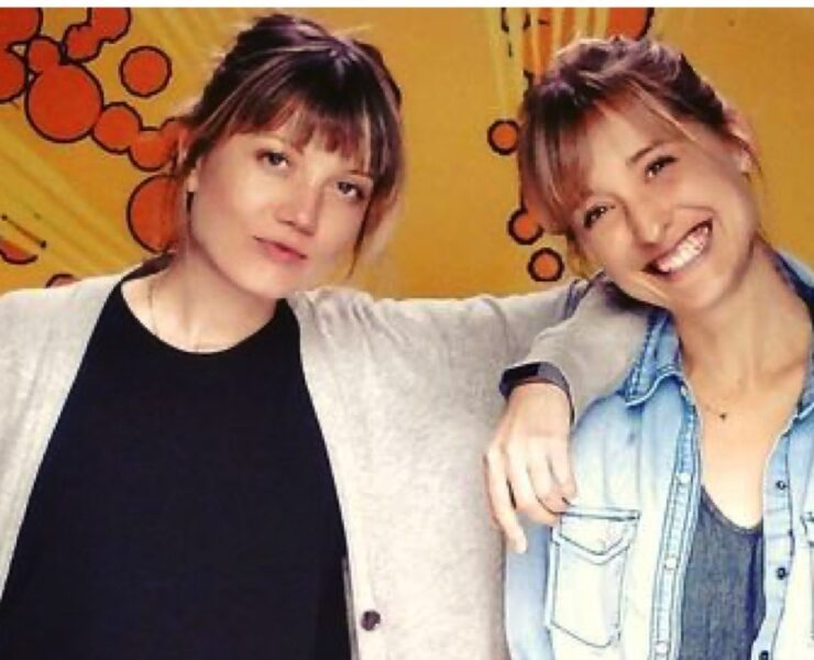 Allison Mack files for divorce from wife Nicki Clyne