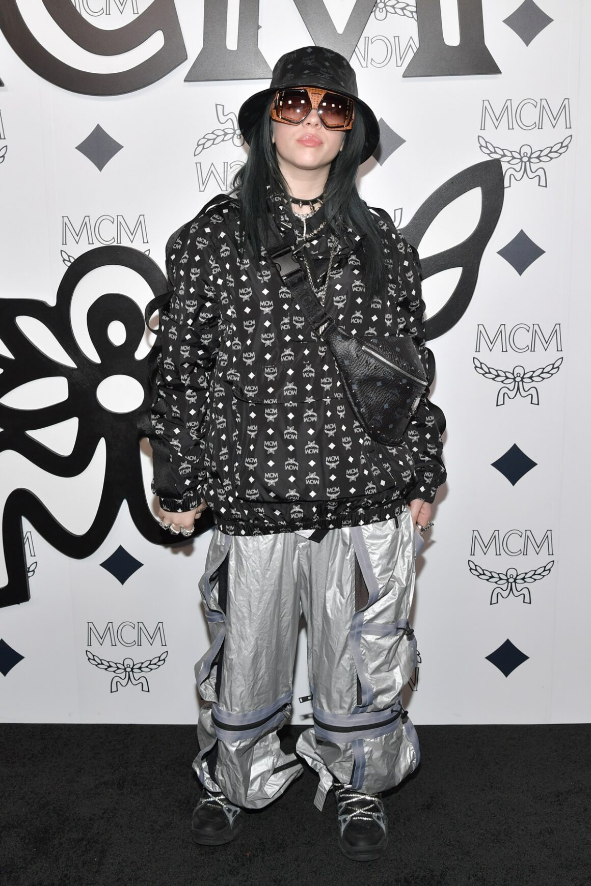 Billie Eilish MCM Global Flagship Store Grand Opening On Rodeo Drive - Arrivals