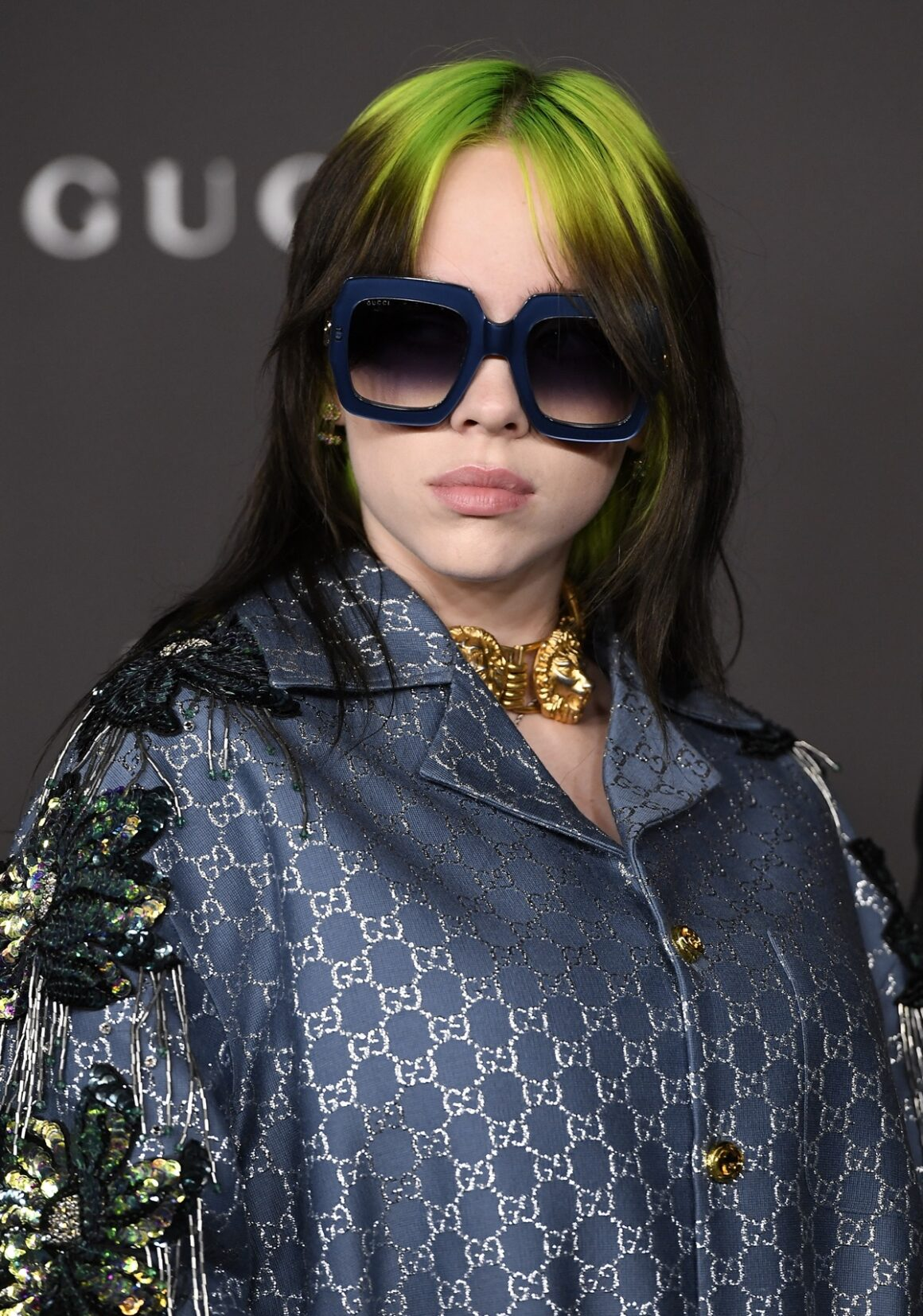 Billie Eilish 2019 LACMA Art + Film Gala Presented By Gucci - Arrivals