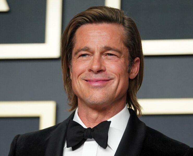 Brad Pitt 92nd Annual Academy Awards - Press Room