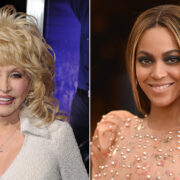 Dolly Parton and Beyonce