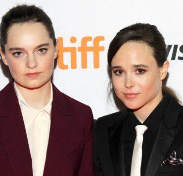 "Elliot Page and Emma Portner 2017 Toronto International Film Festival - ""The Cured"" Premiere"