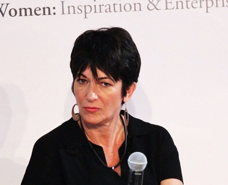 Ghislaine Maxwell 4th Annual WIE Symposium - Day 1