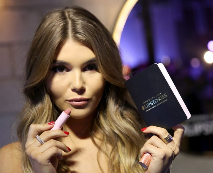 Olivia Jade Sephora Collection #Lipstories Launch