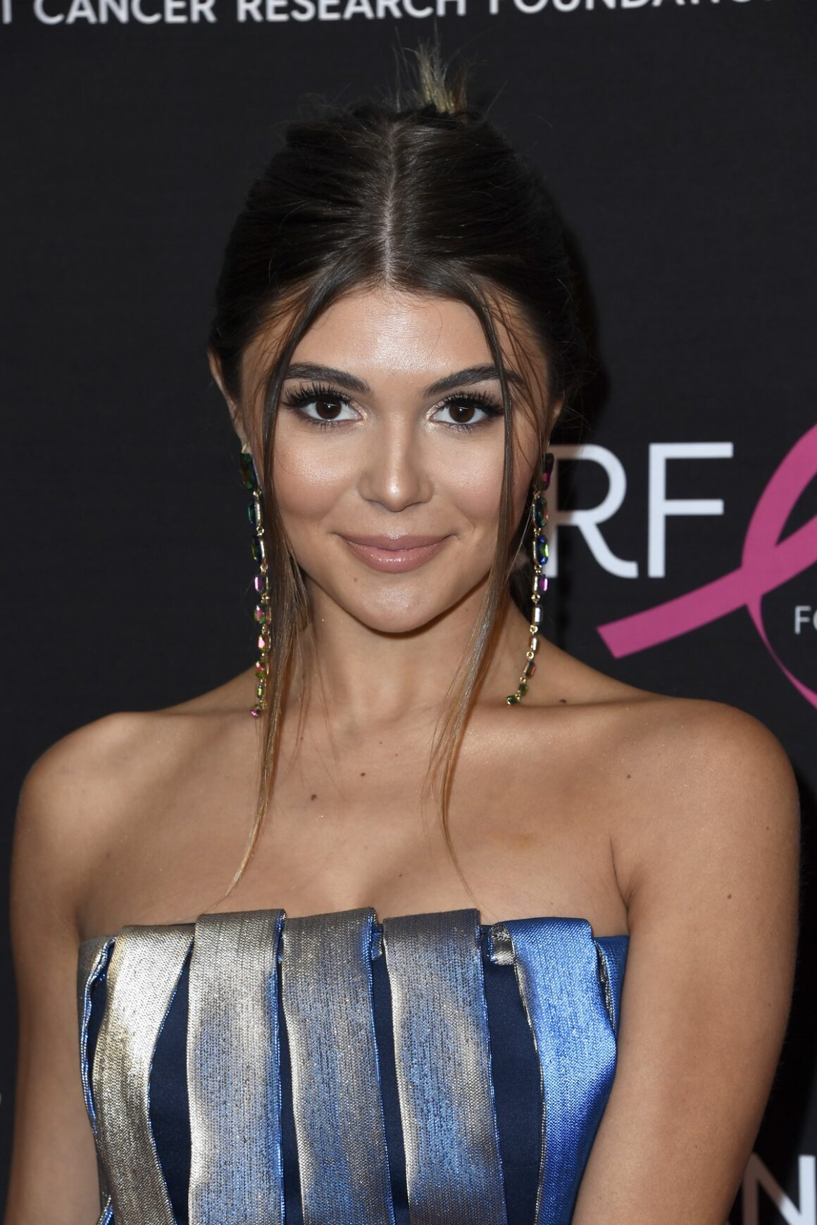 Olivia Jade The Women's Cancer Research Fund's An Unforgettable Evening Benefit Gala - Arrivals