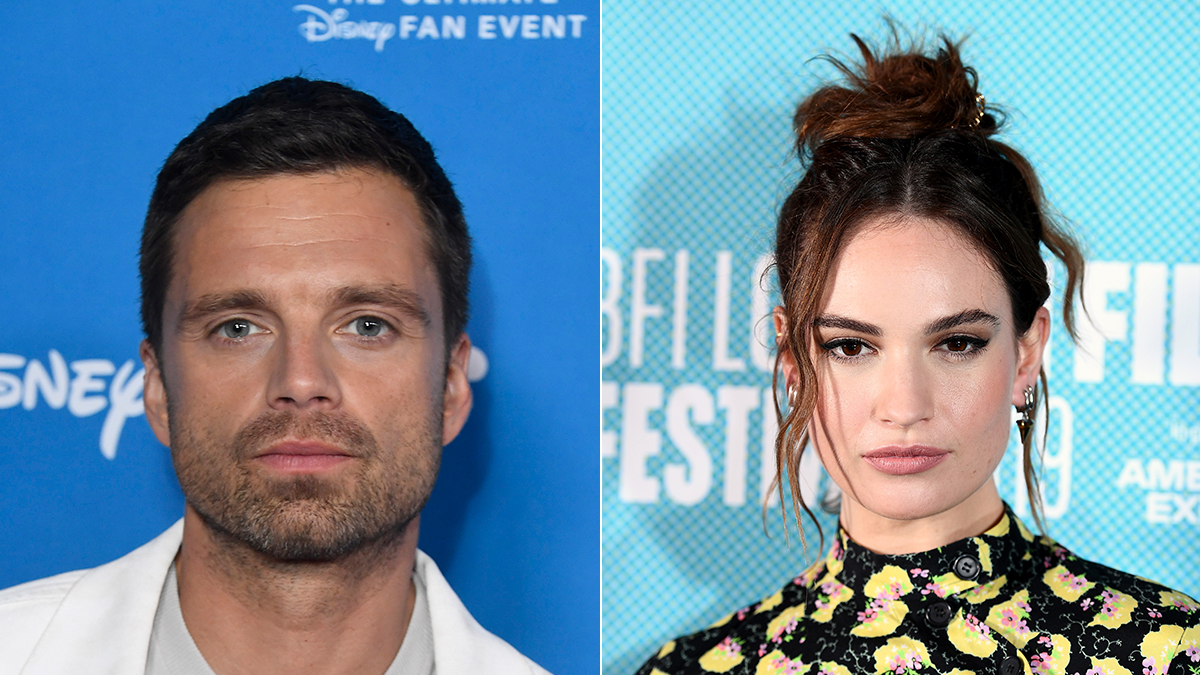 Lily James, Sebastian Stan to play Anderson, Lee in Hulu limited series