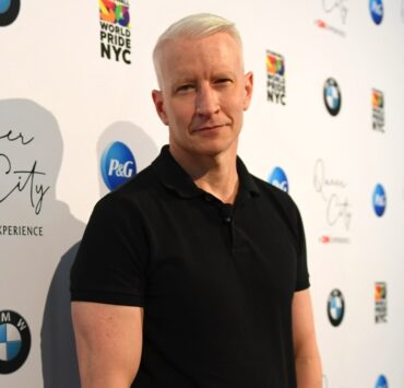 Anderson Cooper QUEER CITY: A CNN Experience
