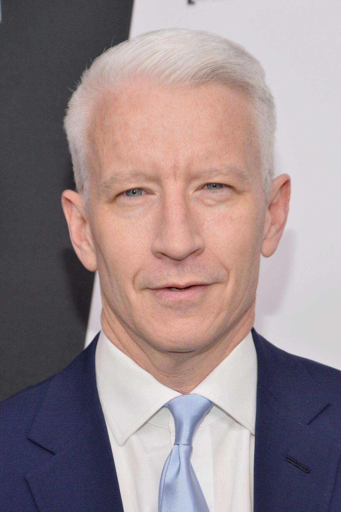 Anderson Cooper Turner Upfront 2016