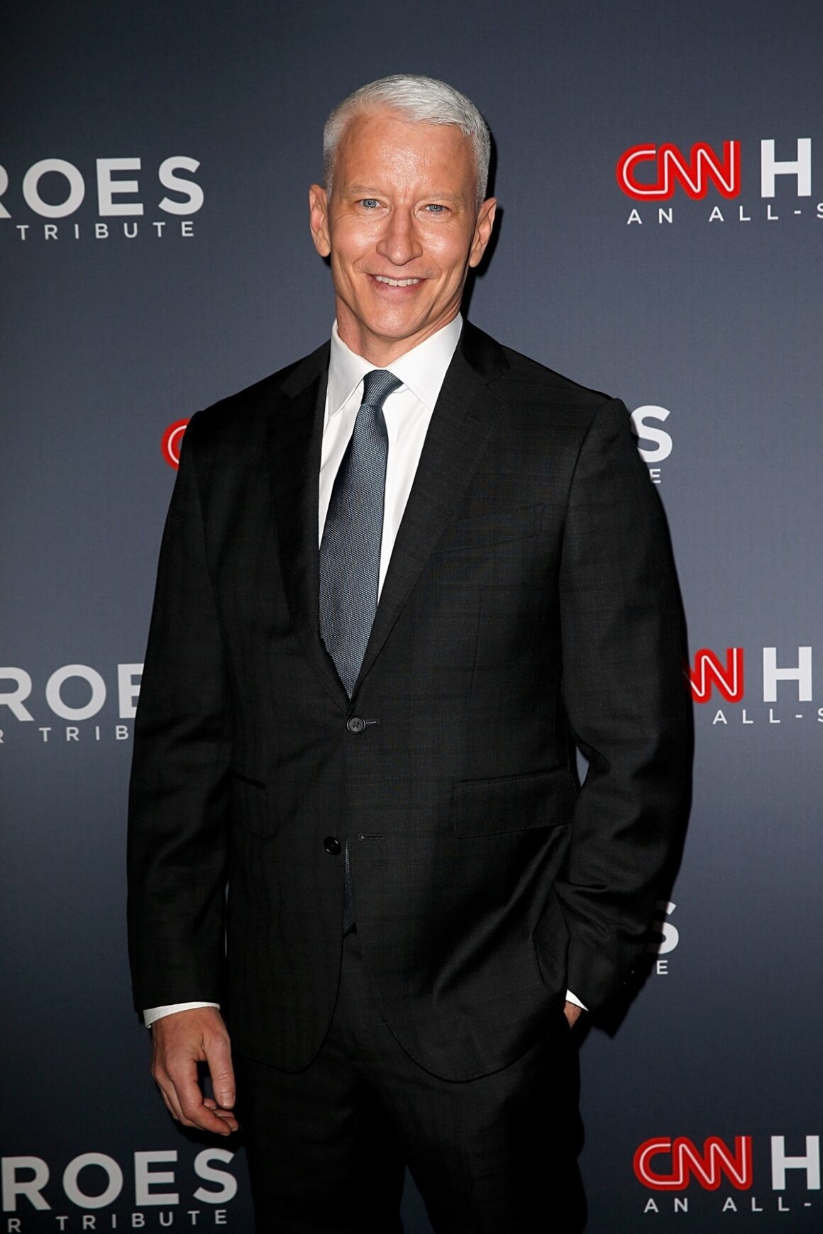 Anderson Cooper 12th Annual CNN Heroes: An All-Star Tribute