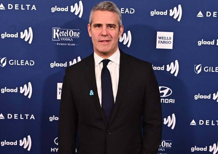 Andy Cohen Ketel One Family-Made Vodka, A Longstanding Ally Of The LGBTQ Community, Stands As A Proud Partner Of The GLAAD Media Awards NY