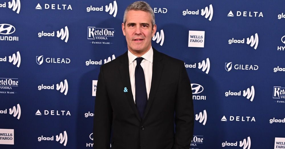 Andy Cohen responds to tweet calling for 'RHOC' cancellation