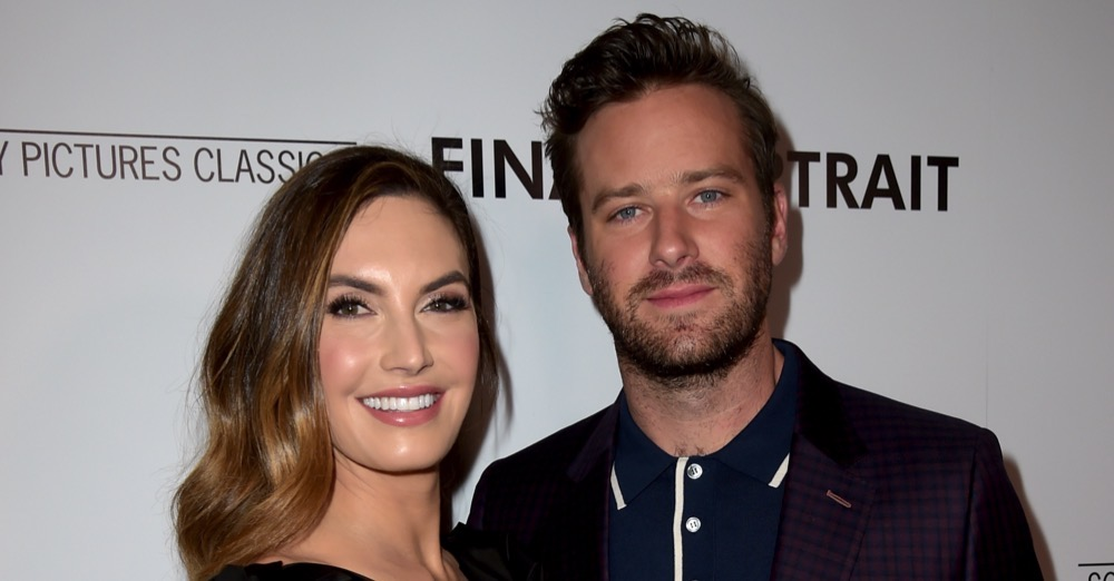 Armie Hammer's wife, Elizabeth Chambers, finally reacts to his controversy